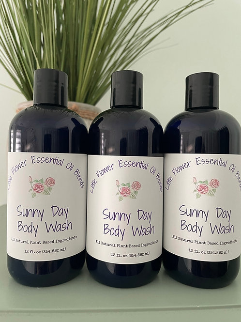 Sunny Day Natural Body Wash