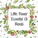 Specialty Essential Oil Blends imbued with reiki energy