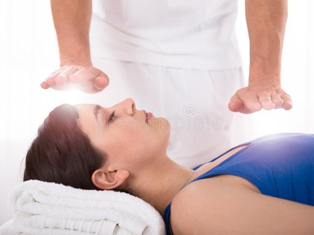 My first reiki experience, the journey begins...