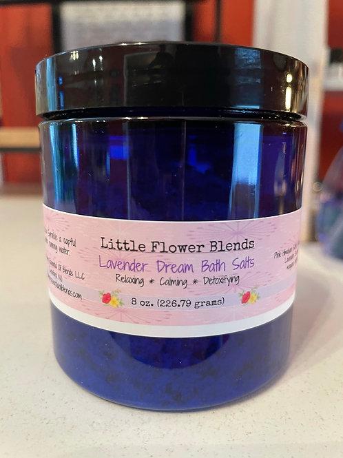 Lavender Dream Bath Salts