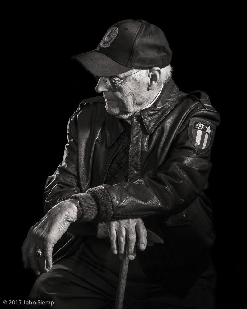 Paul Crawford - WWI Pilot