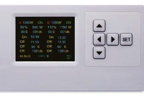 Control unit BrightControll
