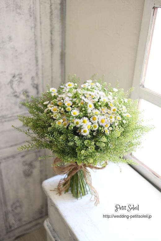 149.野の花ブーケ
