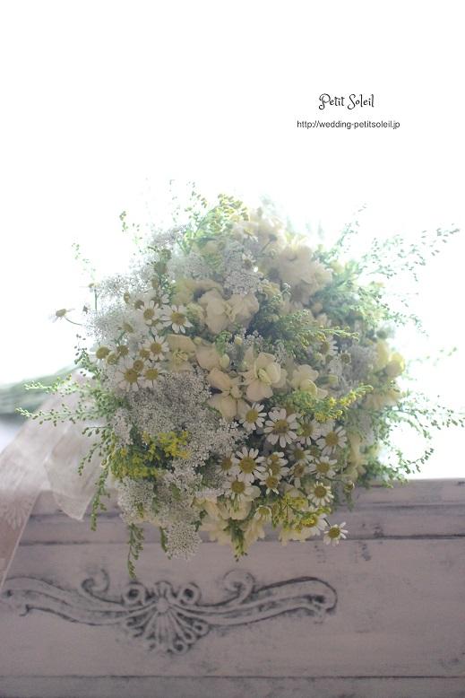 174.小花のクラッチ