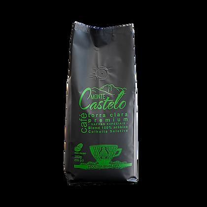 CAFÉ MONTE CASTELO TORRA CLARA 500g/Pó