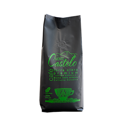 CAFÉ MONTE CASTELO TORRA CLARA
