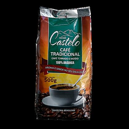 MONTE CASTELO CAFÉ TRADICIONAL 500g