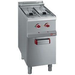 Elektrische friteuse 2 x 7 liter