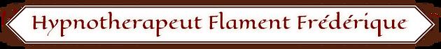 logo Hypnotherapeut Flament