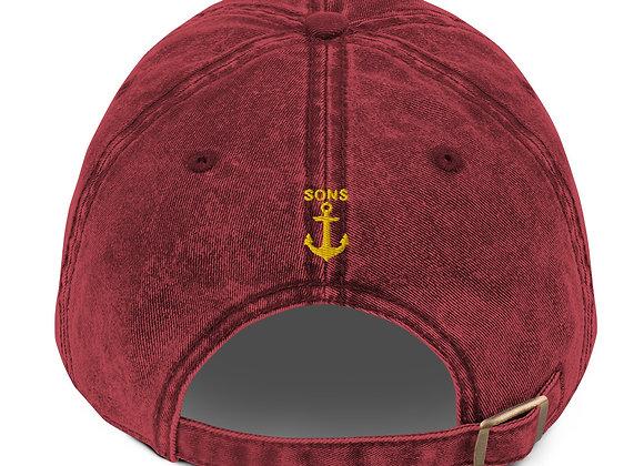 Anchor Vintage Cap