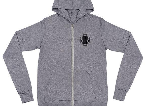Sons Unisex zip hoodie - Grey