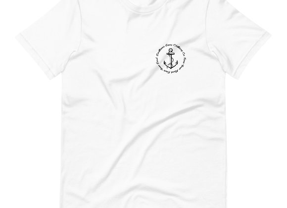 Anchor T-Shirt - Black Print
