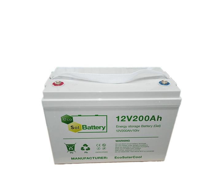 200Ah 12 Volt Gel Battery ESB20012VG