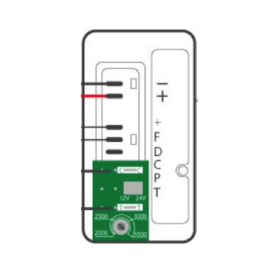 Electronic Unit for ESCR311SW; ESCR450DW