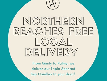 Free Next Day Local Delivery