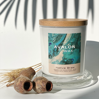 Native Braw candle