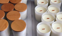 Premium Soy Wax Candles
