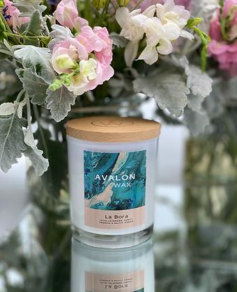 La Bora Freesia & Sandalwood Candle