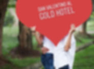 San Valentino al Gold Hotel di Bordigher