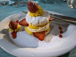 Dessert | Ristornate Gold Hotel Bordighera