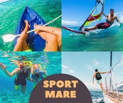 Sport mare - corsi estivi