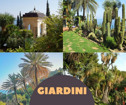 Visita ai giardini