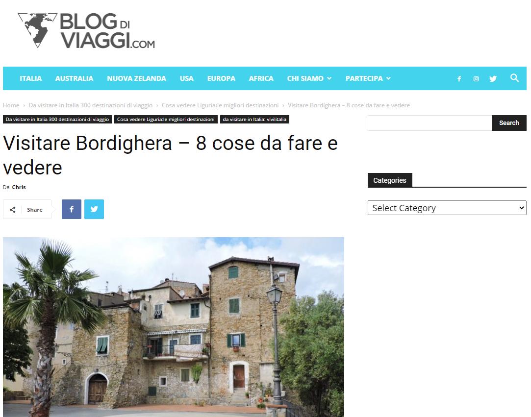 Blog di Viaggi