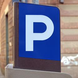 Parcheggio privato custodito