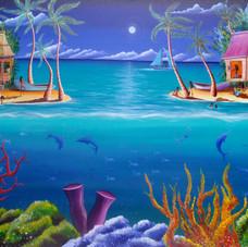 Caribbean Split