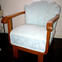 Arm Chair Restored