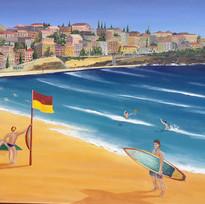 Maroubra beach Summer shine