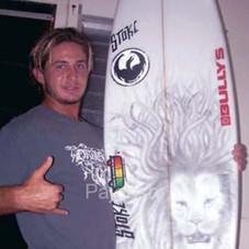 Josh's Custom Board