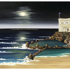 Coogee Clubhouse by Night