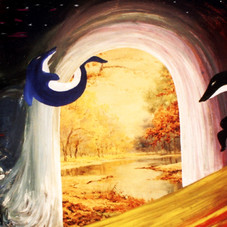 Dolphin Doorway