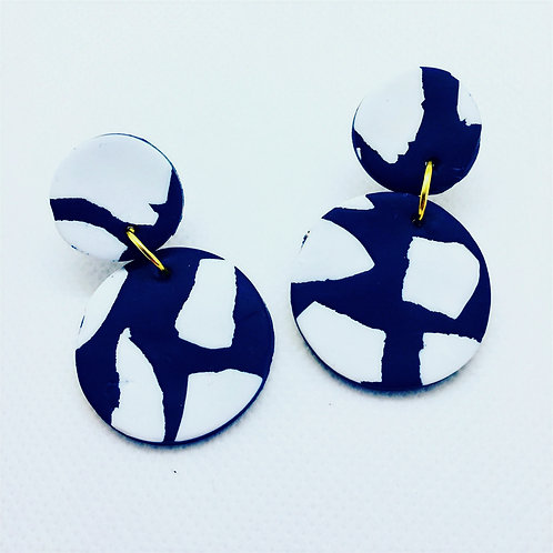 Catalina - Medium Earring (Colour Options Available)