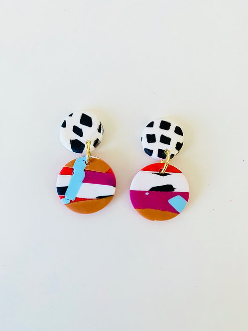 Cruella  - Mini Earring (Multiple options available)
