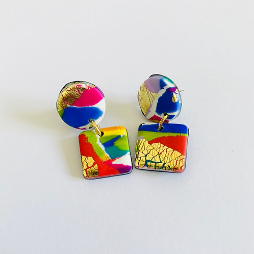 The 80s - Mini Earring