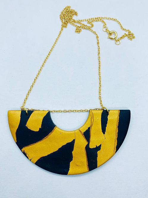 Paris by Night - Statement Necklace