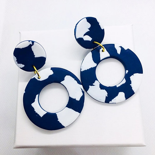 Catalina -  Large Earring (colour options available)