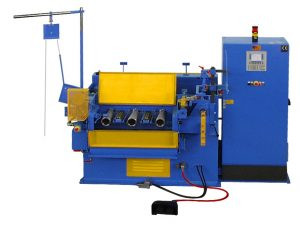 Solder wire drawing machines - NOW more machine operator friendly and productive!