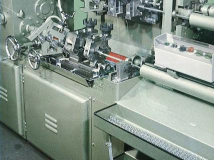 SPIRAL WIRE FORMING MACHINES