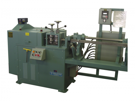 OEM Factory Reconditioned Shuster Automatic Wire Straightening and Cutting Machines