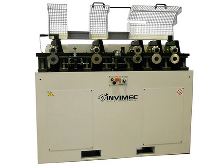 Continuous Forming Machine For The Production Of Tubes And Profiles, Cladding