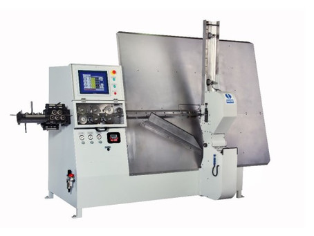 NEW! Line of 2D Wire Forming & Welding Machines now available from the Straus-Artys Corporation