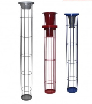 Filter cage manufacturing lines - NOW more design options available!
