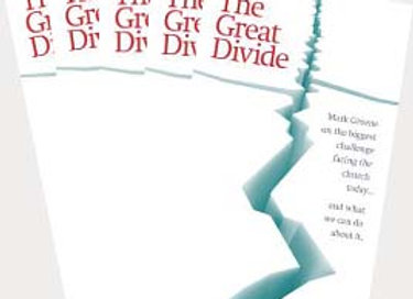 Book: The Great Divide