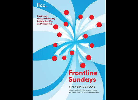 Frontline Sundays Booklet