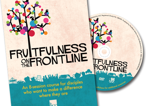 Video: Fruitfulness on the Frontline (U.S. customers computer compatible only)