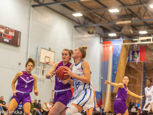 Ipswich women bounce back