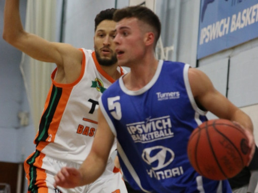 Hawes leads the way as Ipswich win overtime thriller